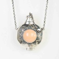 Spell & The Gypsy Collective Leilana Perfume Bottle Necklace- Silver One