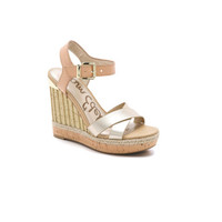 Sam Edelman Clay Wedges in Natural - Brother's on the Boulevard