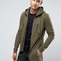 Religion Parka at asos.com