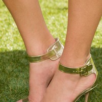 Giovanna Heels - Gold