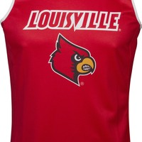 NCAA Men's Louisville Cardinals RUN/TRI Singlet