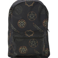 Supernatural Symbols Backpack