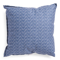 Made In Usa 22x22 River Bed Pillow - Throw Pillows - T.J.Maxx