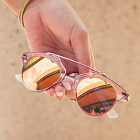 The Lookout Sunglasses - Pink
