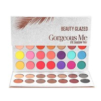 Beauty Glazed Gorgeous Me 63 Colors eyeshadow pallete Glitter Makeup Matte Eye shadow make up palette