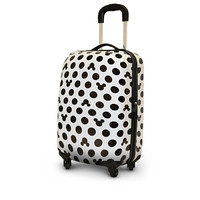 Mickey Mouse Icon Rolling Luggage - 20''
