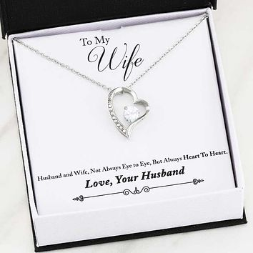 To my Wife - Forever Love - Heart to Heart