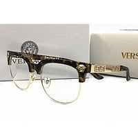 Fashion Women Versace Glasses Fashion Popular Shades Eyeglasses Glasses Sunglasses