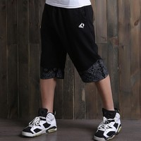 2016 fashion brand summer hip hop plus size casual male men jogger clothing exercise shorts men homme bermuda masculina A100