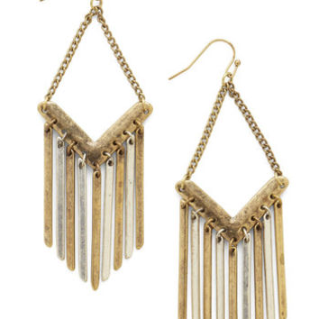 ModCloth Boho Make a Movement Earrings