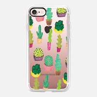 Cactus Cacti Plant iPhone 7 Case by Vasare Nar | Casetify