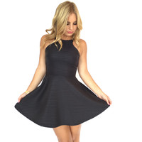 Beautiful Night Skater Dress
