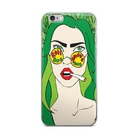 Roll One Smoke One iPhone 4 4s 5 5s 5C 6 6s 6 Plus 6s Plus 7 & 7 Plus Case