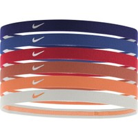 Nike Women's Swoosh Sport Headbands - 6 Pack