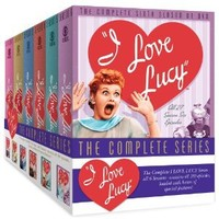 I Love Lucy - The Complete Series (Seasons 1-6)