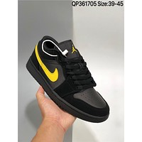 Nike Air Jordan 1 Low AJ1 Low cheap fashion Mens and womens sports shoes
