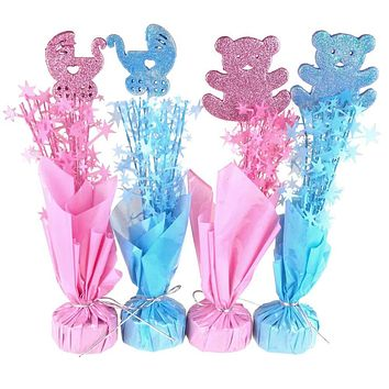 Balloon Weight Baby Shower Centerpiece, 11-1/2-Inch