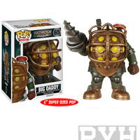 "Funko Pop! Games: Bioshock - Big Daddy - 6"" - Vinyl Figure"