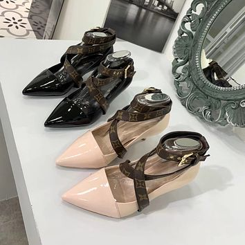 Louis Vuitton LV Fashion Womens Pump
