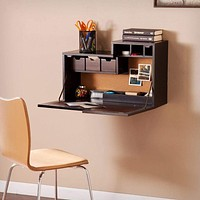 Southern Enterprises Dover Wall Mount Desk