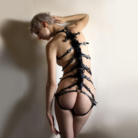 Exoskeleton Spinal Cord Full Body Harness