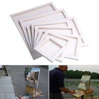 Canvas Panels Square Mounted Art Boards Painting Tool Craft FRI