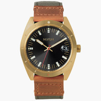Nixon The Rover Ii Watch Gold One Size For Men 24943044201