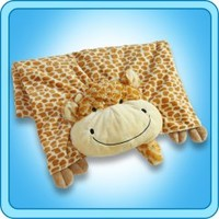Blankets :: Giraffe Blanket - My Pillow Pets® | The Official Home of Pillow Pets®