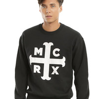 My Chemical Romance Cross Logo Sweatshirt