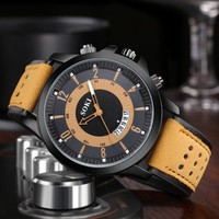 Trendy New Arrival Designer's Good Price Great Deal Awesome Gift Sports Men Quartz Stylish Birthday Watch [281920962589]