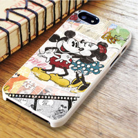 Mickey Mouse Minnie and Mickey Mouse Cartoon   For iPhone 6 Plus Cases   Free Shipping   AH0450