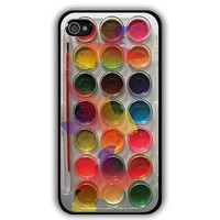 Samsung Galaxy S3- iphone 5, Watercolor paint set  Painting Kit - iphone 5 cases   Cool iPhone Cases- iPhone 4, iPhone 4s- Rubber Case
