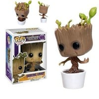 Guardians of the Galaxy VOL-2 Baby Groot Funko POP Action Figure Model RARE Toys