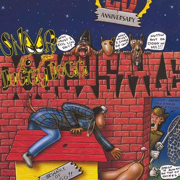 Snoop Dogg Doggystyle Album Cover Poster 22x34