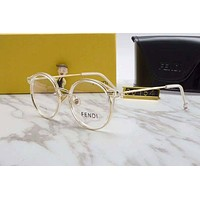 FENDI Women Fashion Popular Shades Eyeglasses Glasses Sunglasses