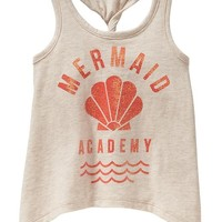 Old Navy Twist Back Tanks For Baby