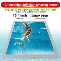P10 Fashion Tablet 10.1 Inch HD Large Screen Android 8.10 Version Fashion Portable