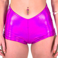 Barbie Holographic Mer-shorts