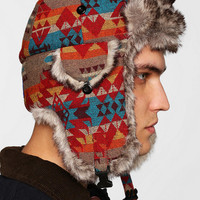Pendleton Jacquard Tracer Hat - Urban Outfitters
