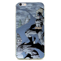 """The Dark Knight TPU Silicone Case for Iphone 6/6s (4.7"""")"""