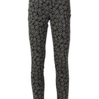 Marc By Marc Jacobs floral print trousers