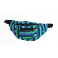 Adventure Time Fanny Pack   Guatemalan Fanny Pack   Rave Fanny Pack