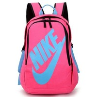 NIKE Casual Sport Laptop Bag Shoulder School Bag Backpack 5 color