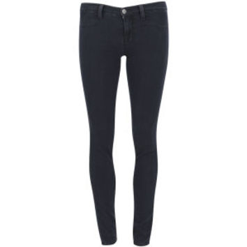 J Brand Women's Low Rise Super Skinny Jeans - Olympia