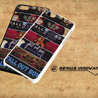 Fall Out Boy Collage2 Samsung Galaxy S3 S4 S5 Note 3 , iPhone 4(S) 5(S) 5c 6 Plus , iPod 4 5 case
