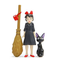 Japanese anime Hayao Miyazaki action figure toy Totoro Spirited Away Howl's Moving Castle Ghost Princess No faceman Full Series