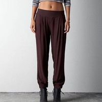 DON'T ASK WHY PLEATED PANT
