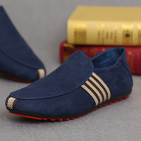 Mens Trendy Slip-On Support Shoes