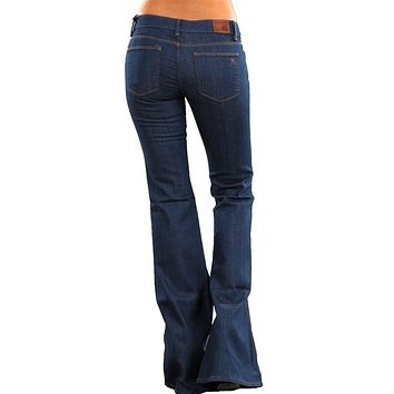 Raven Lindsay Flared Jeans in Bliss