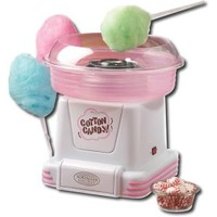 Nostalgia Electrics - Hard Candy Cotton Candy Maker - Pink